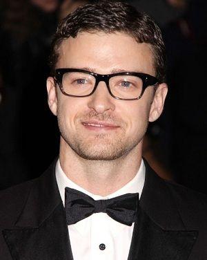 a69eebc9ccf9 Celebrities Wearing Glasses - Justin Timberlake