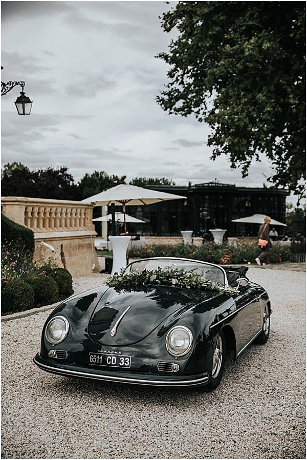 Château Pape Clément Wedding – French Wedding Style