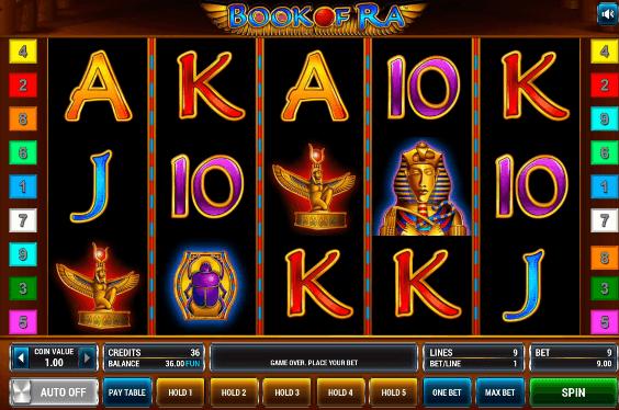 Азартные игровые автоматы клубнички