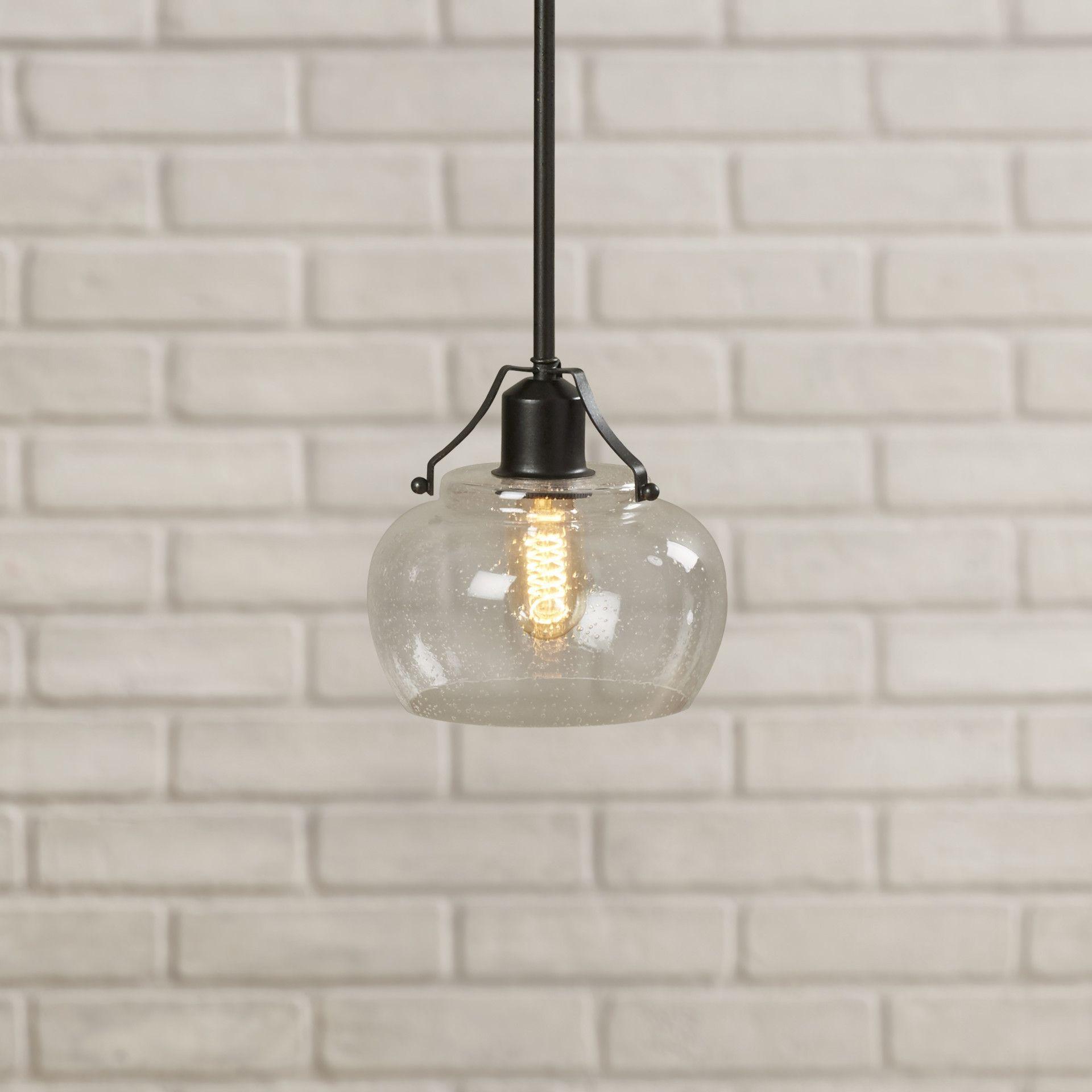 Trent Austin Design Wabanaki 1 Light Mini Pendant | Rehab Kitchen ...