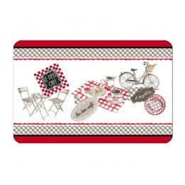 Set de table Bistrot chic | Placemat | Pinterest | Tables and Chic