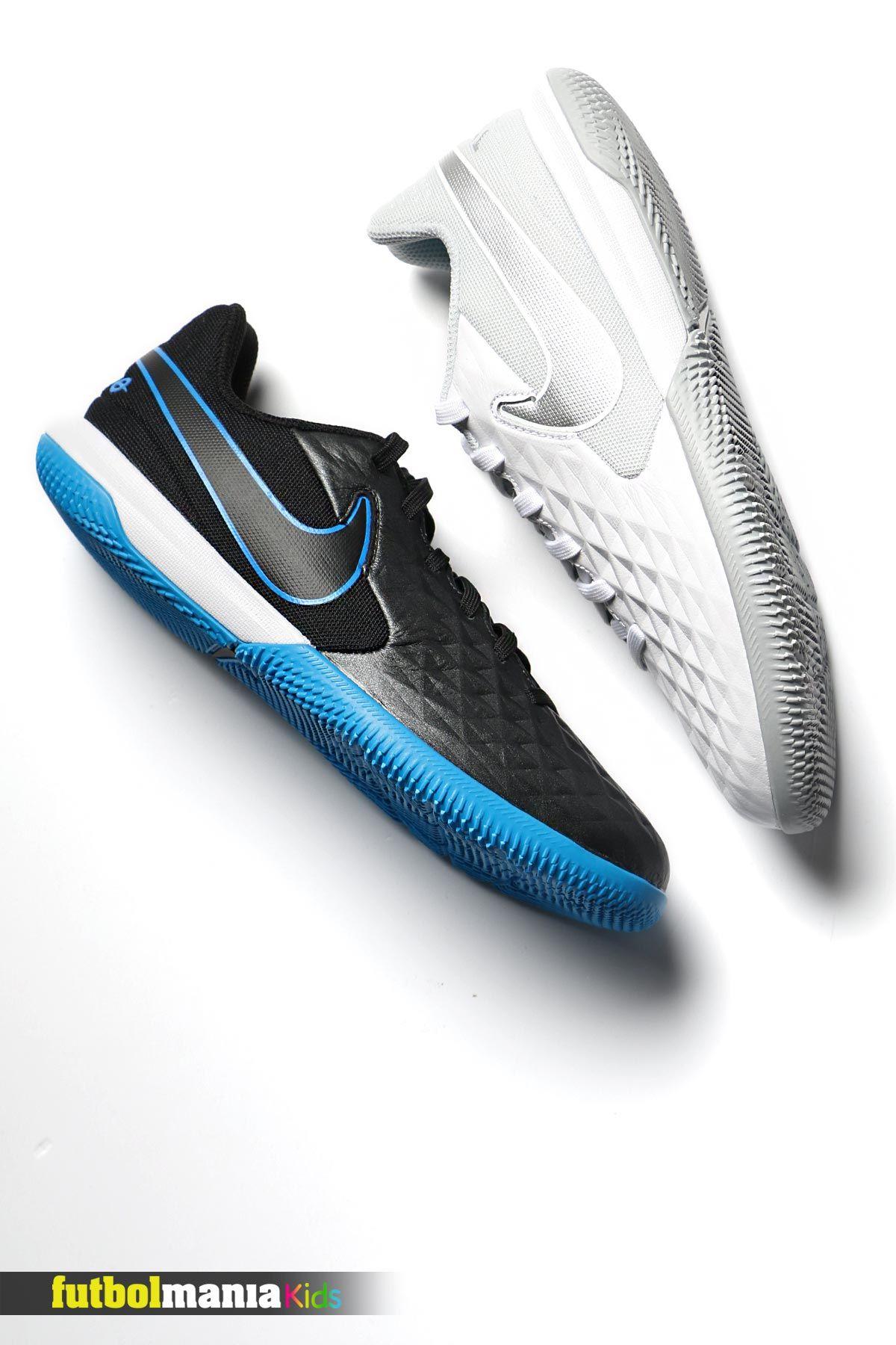 zapatillas nike azul niño
