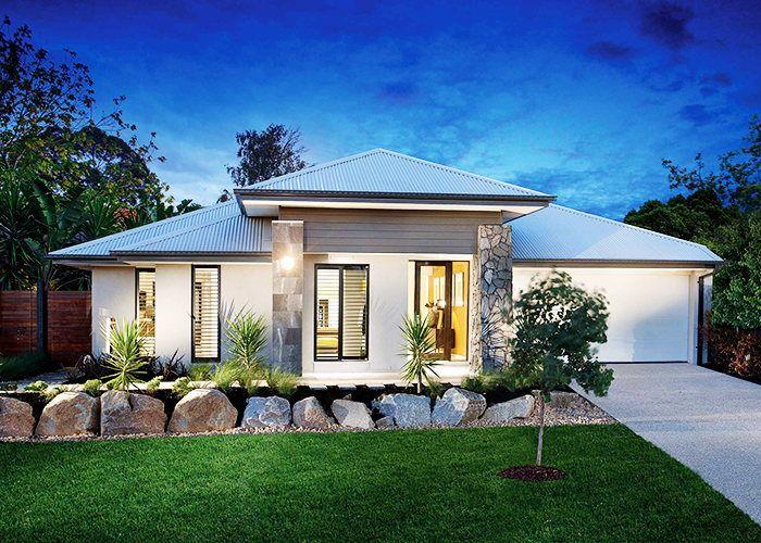 Dise os de casas de un piso sencillas 700 500 for Disenos de casas sencillas