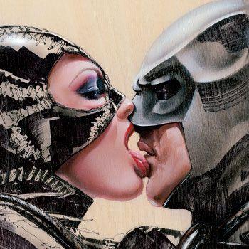 Batman a Catwoman karikatúra sex Indický učiteľ porno