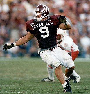 Dat Nguyen Texas A M Texas Aggies Football Texas A M Football Texas Sports