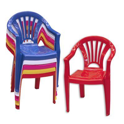 Mobiliario mesas rectangulares para adultos y para ni os for Sillas plasticas para ninos wenco