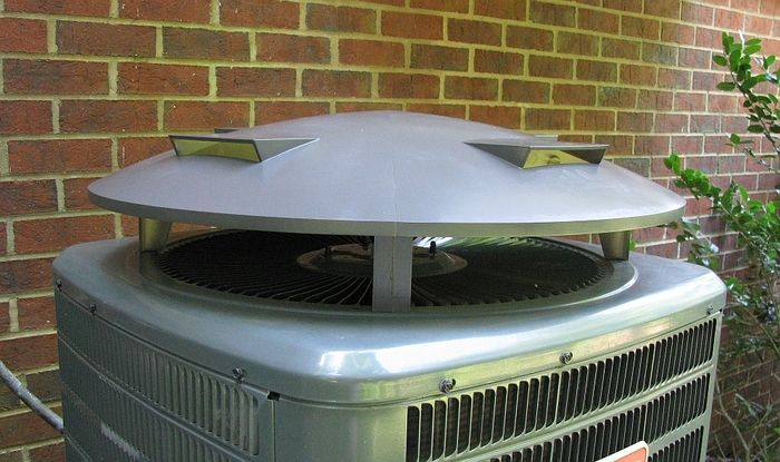 Simple Air Conditioner Maintenance Tips To Save Energy And Budget Air Conditioner Cover Outdoor Heat Pump Unit Air Conditioner Maintenance