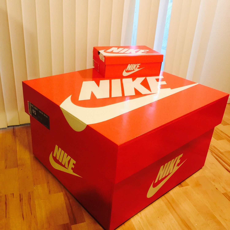 12 pair NIKE Shoe Storage Box