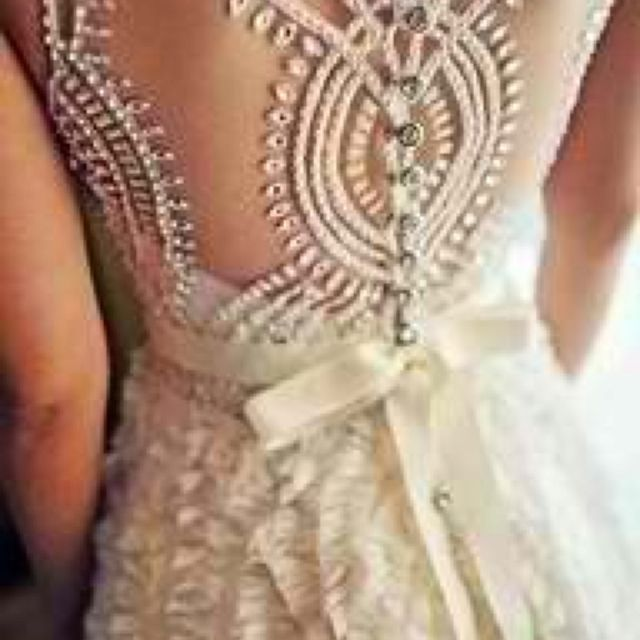 The details....gorgeous!