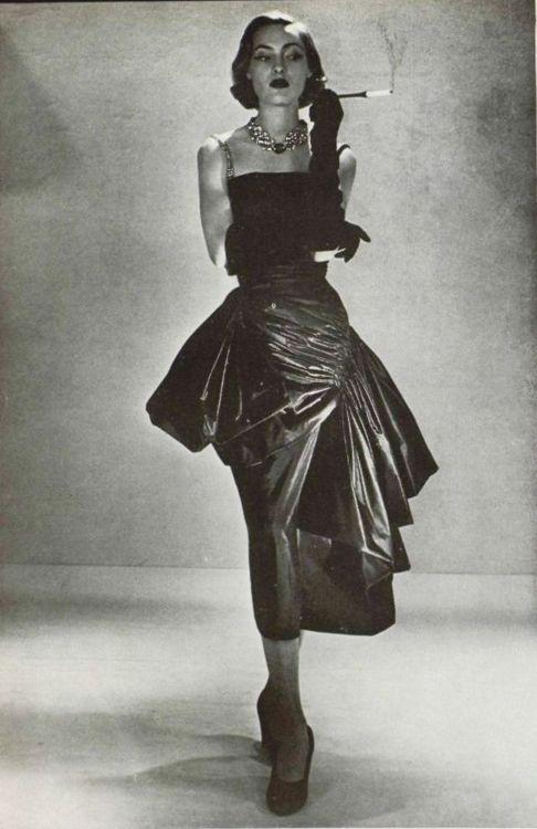 Abito Vintage da sera 1950