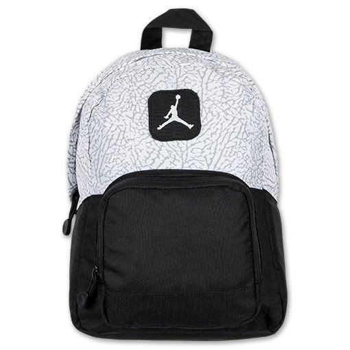 White And Black Jordan Backpack - MHAMD MHAMD 363568b208f30