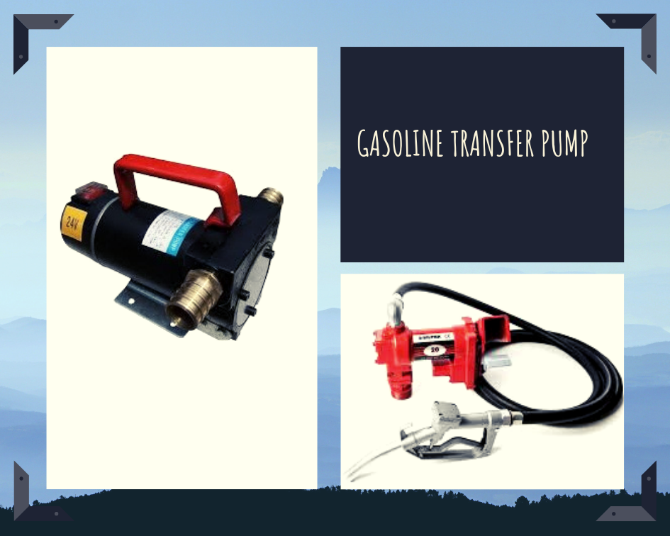 I Have High And Low A 12 Volt Pump That Will Allow You To Transfer Gasoline In And Out Of The Camper Van Online Shopping F Buy Used Cars Pumps Car Buying
