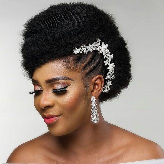 Natural Hair Bro Natural Hair Styles Natural Wedding Hairstyles Natural Hair Wedding