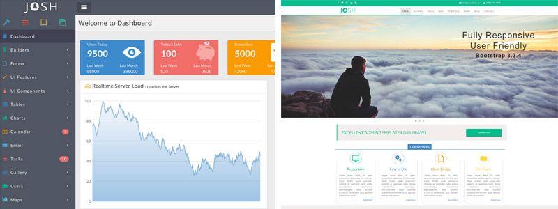 Azan  Bootstrap Responsive Admin Template  Cards