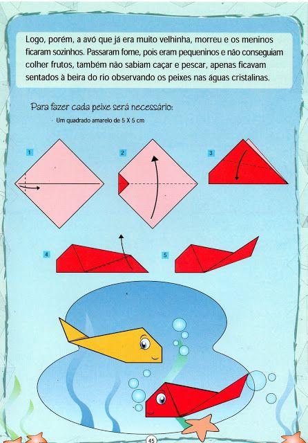 Vissen vouwen