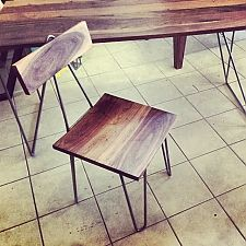 Hairpin Chair From Hairpin Legs For Less