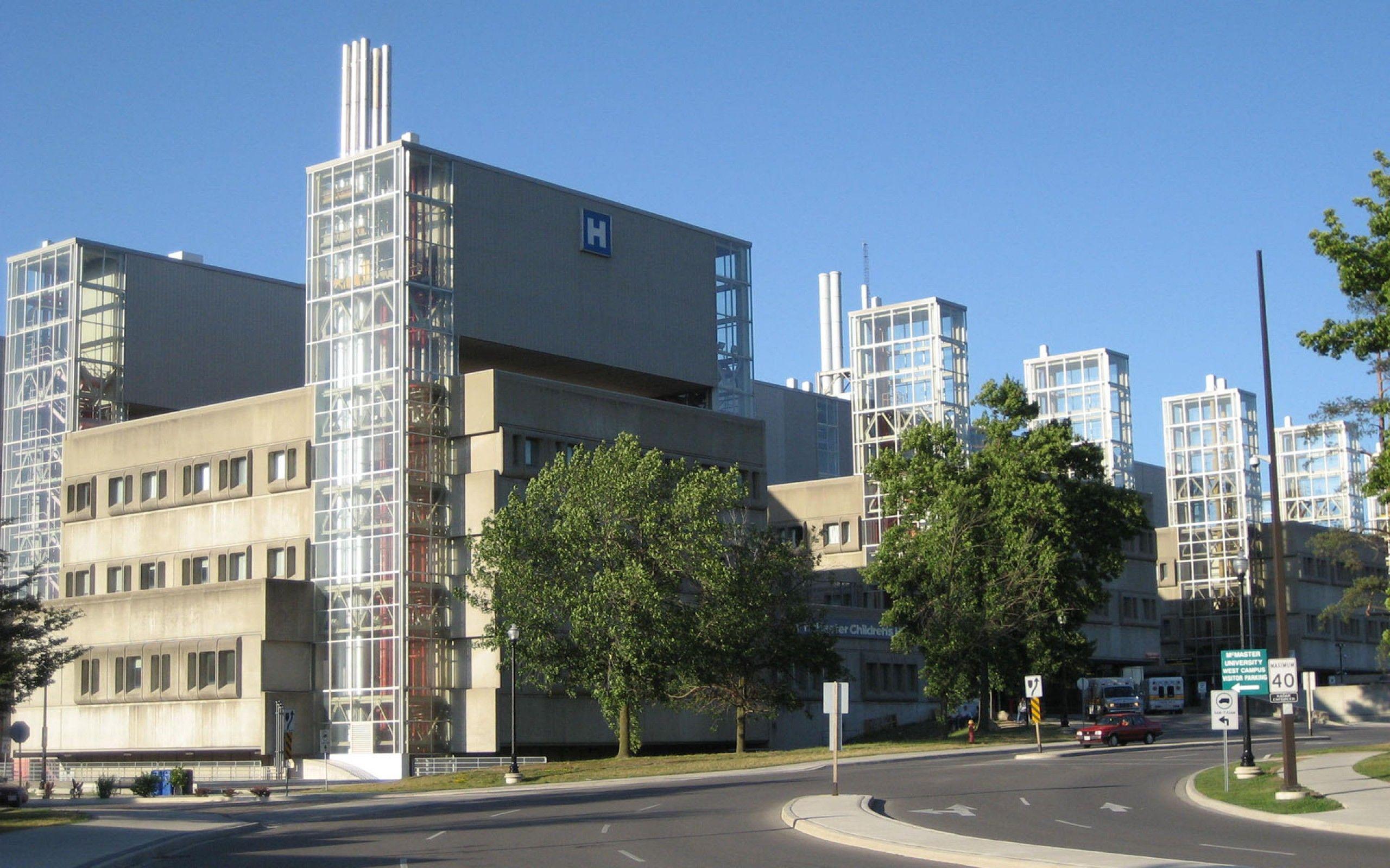 Mcmaster university medical centre hamilton ontario