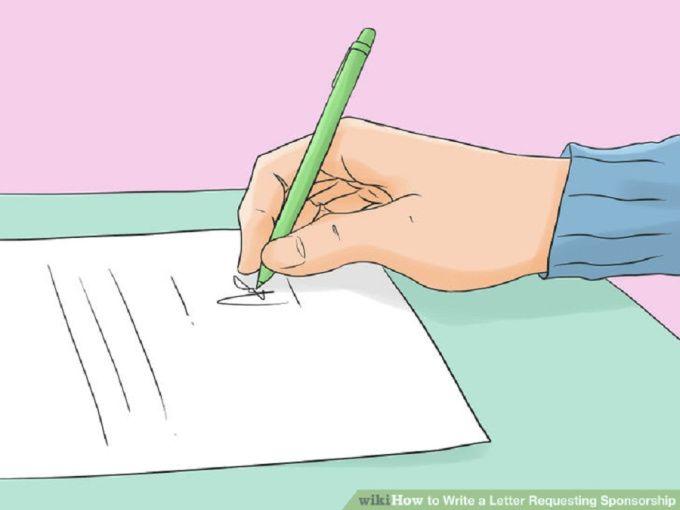 write professional sponsorship proposal or letter by rodio17 - how to write a professional letter
