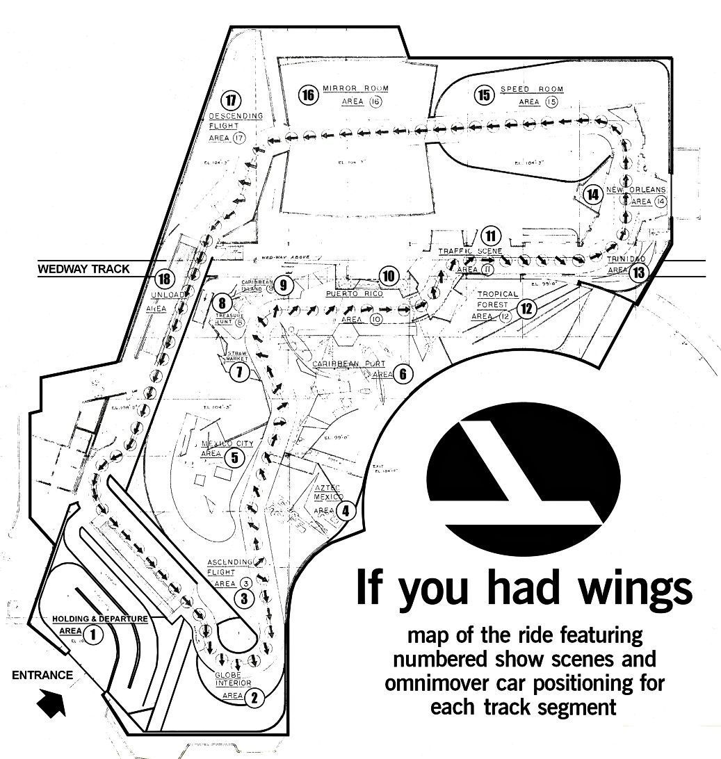 Magicalfanaticism: Remembering If You Had Wings At Walt
