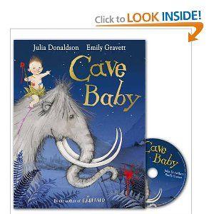 Amazon.com: Cave Baby (9780230754553): Julia Donaldson: Books