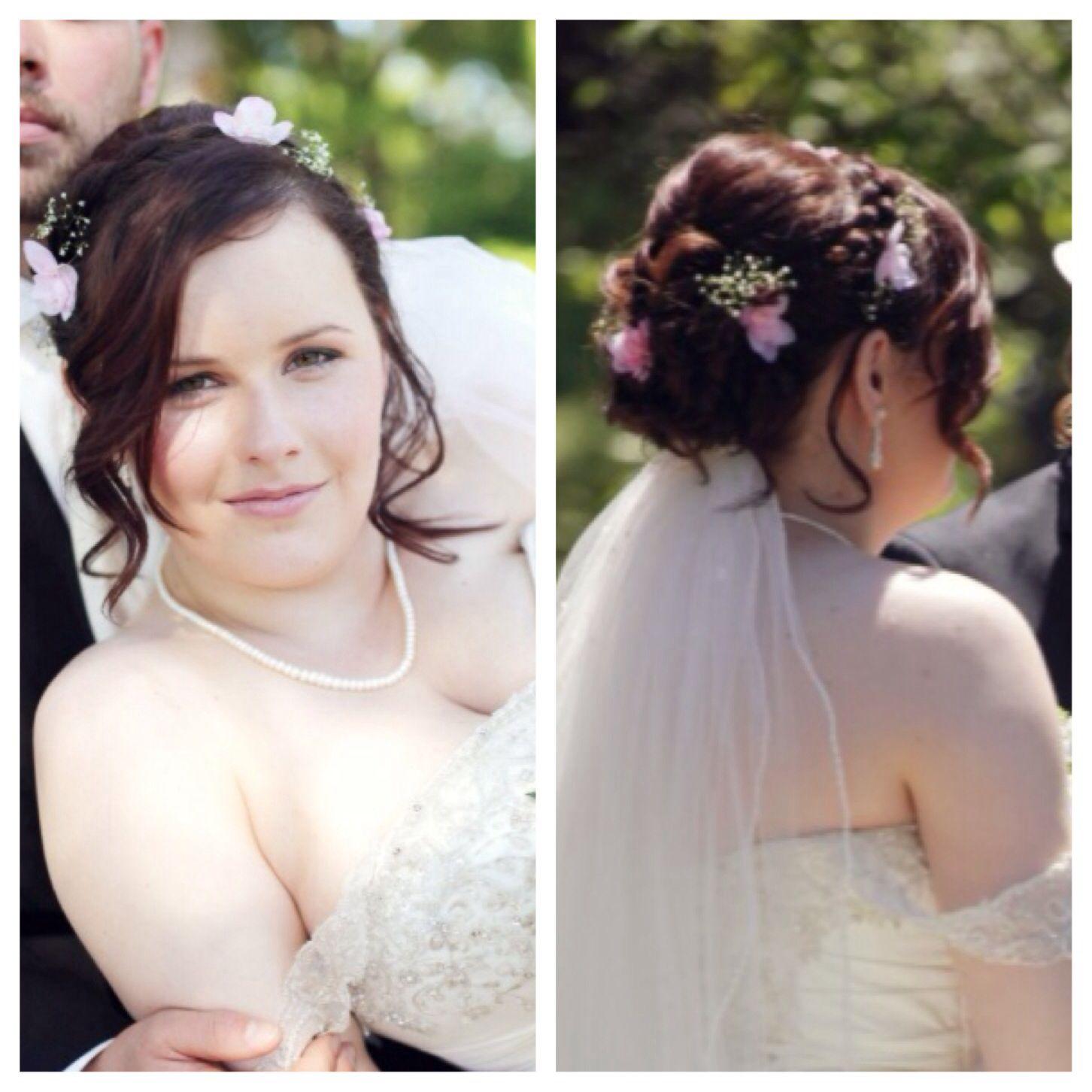bridal hair and makeup by meghan bryan- salon beyond basics