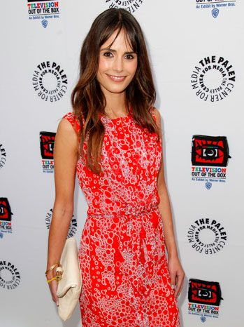 Warner Bros Tv Stars Go Out Of The Box At Paley Center Jordana Brewster Paley Center Josh Jackson