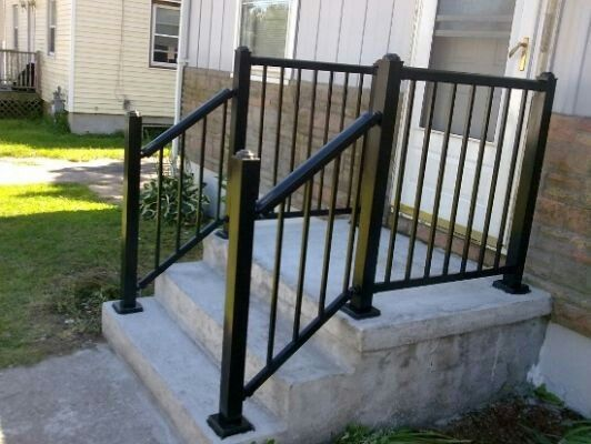 Best Pin By Tony Flora On 400 Sq Ft House Porch Stairs Front 400 x 300