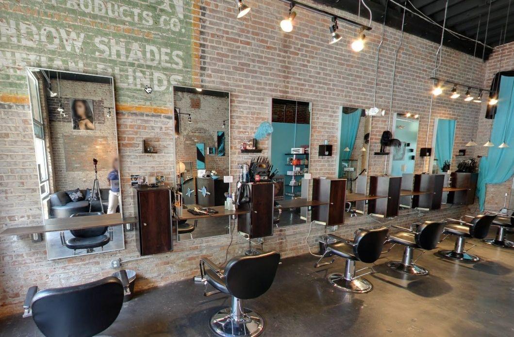 Salon Moraee Ga Curls Understood Ideias Para Barbearias Salas Ideias