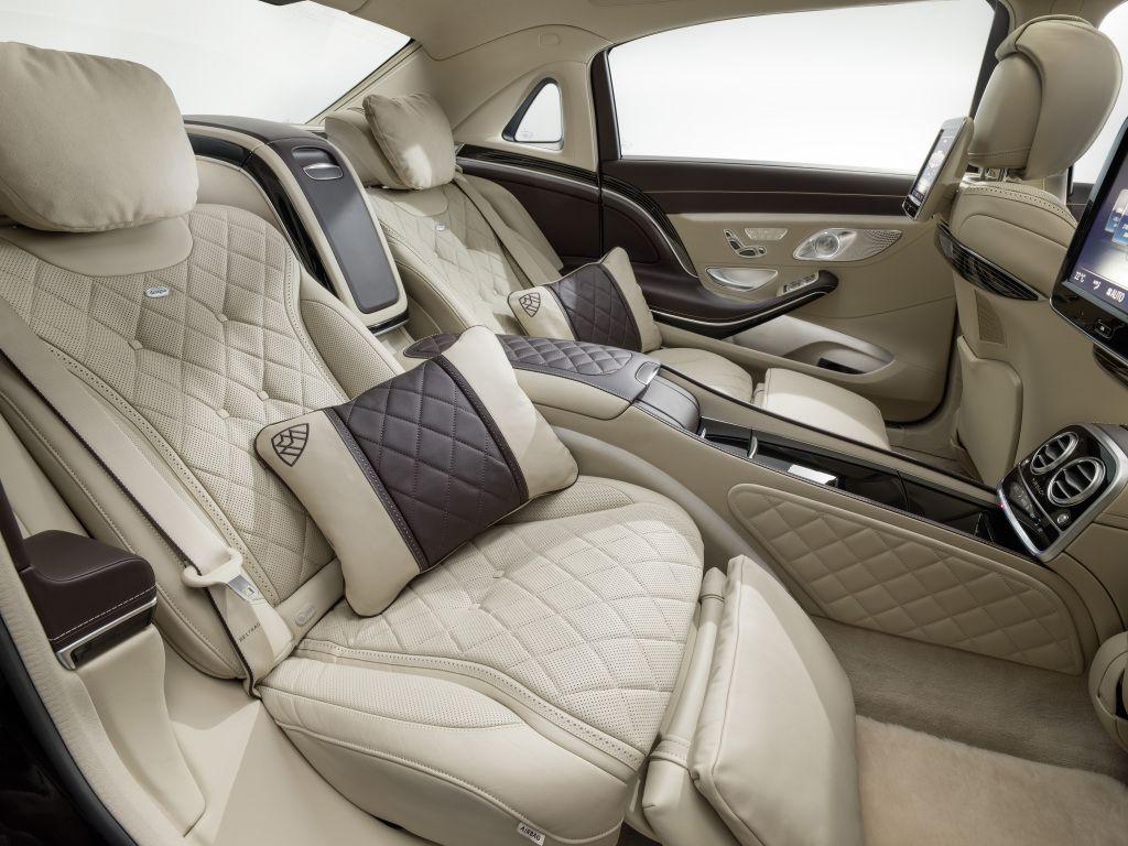 Interior Mercedes Maybach S 600 X222 2015 Luxury Car Interior Mercedes Maybach S600 Mercedes Maybach
