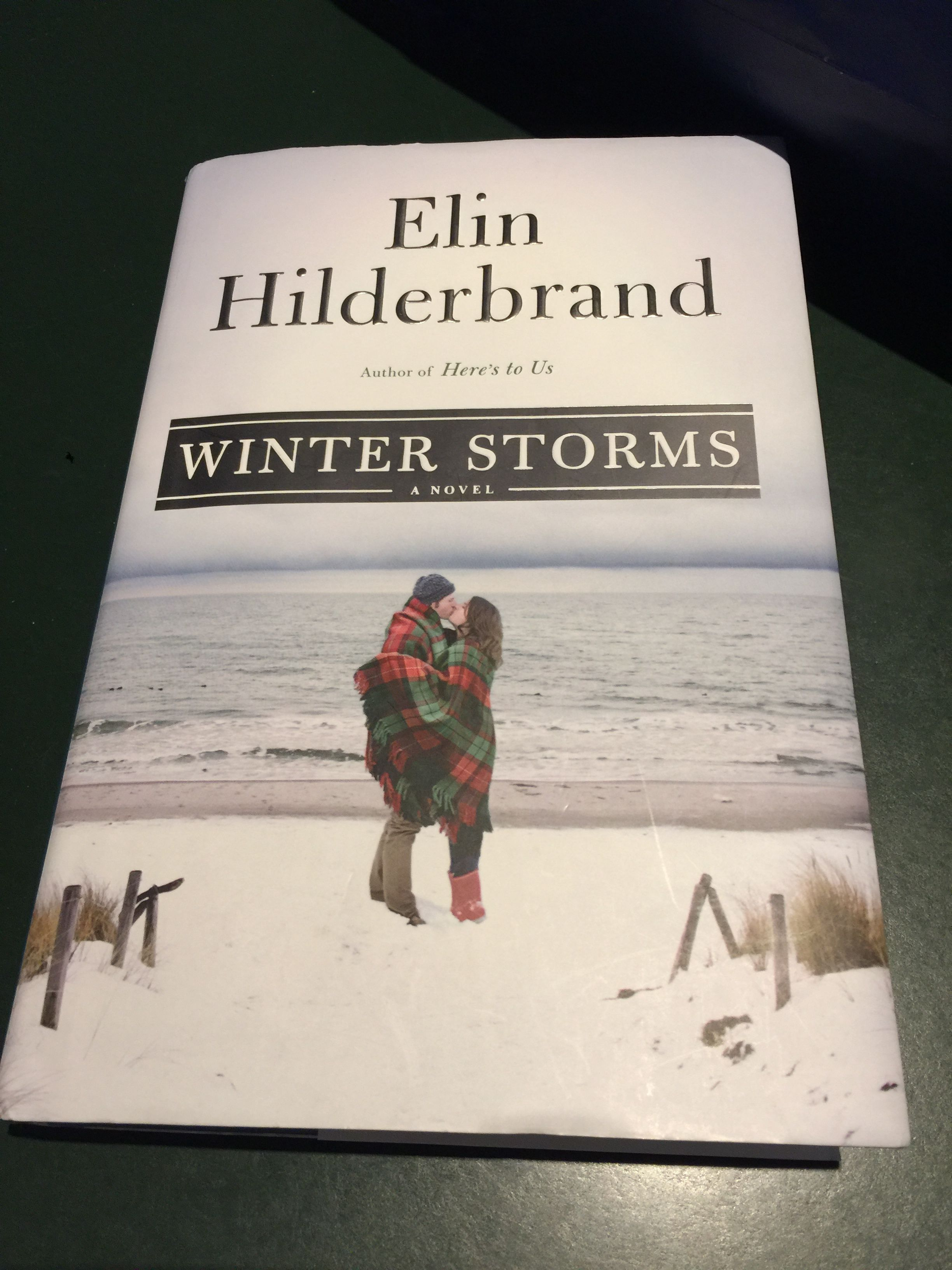 Winter Storm Elin Hilderbrand (With images) Winter