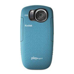 #5: Kodak PlaySport (Zx5) HD Waterproof Pocket Video Camera - Aqua (2nd Generation).