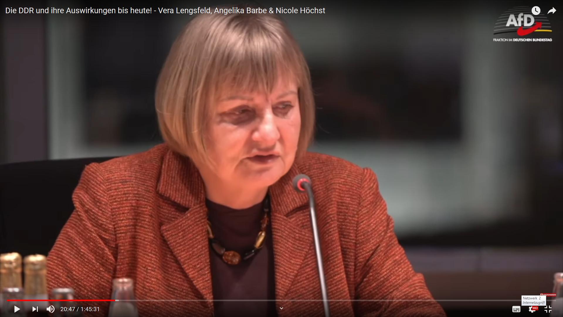 Vera Lengsfeld Youtube