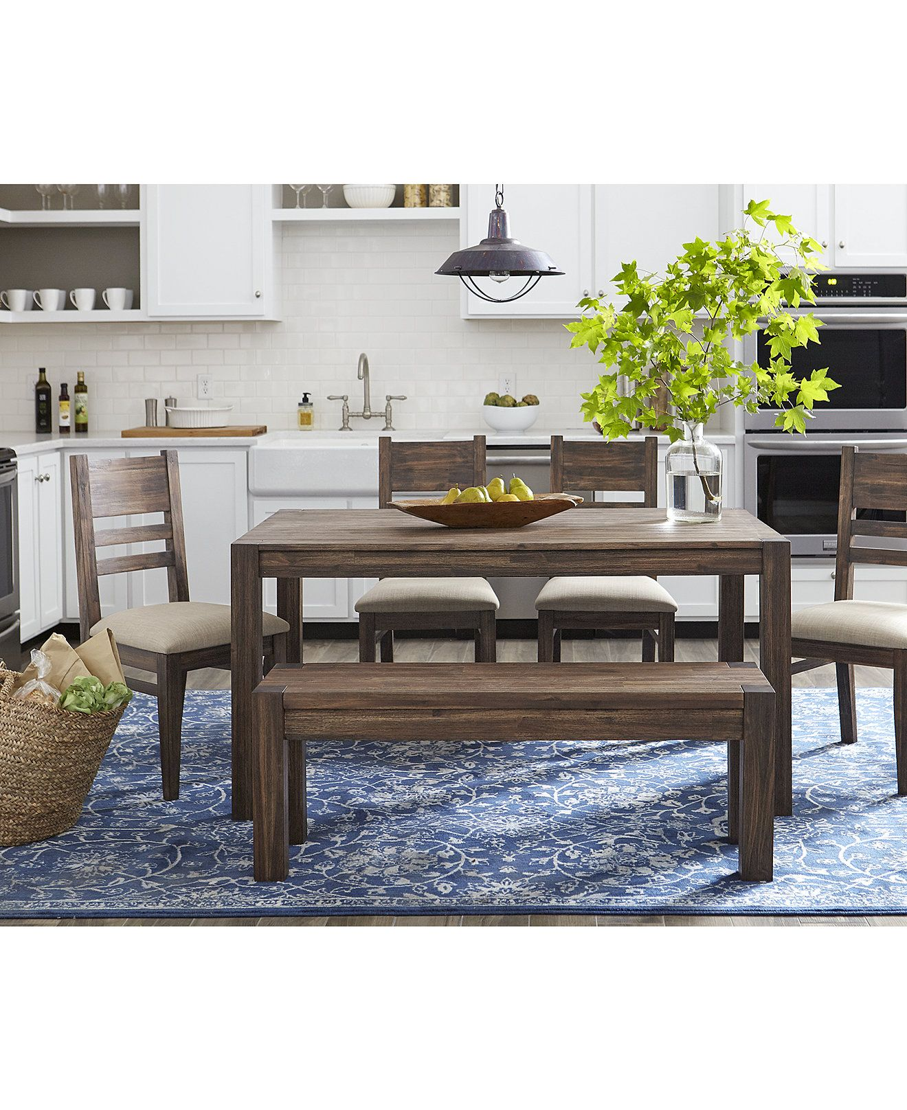 Avondale Kitchen Furniture Collection Only At Macy's  Dining Fascinating Macys Dining Room Chairs Inspiration