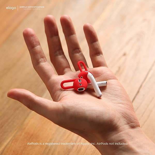 Elago Silicone Airpods Ear Hooks Gadgetsin Elago Gadgets And Gizmos Ear Hook