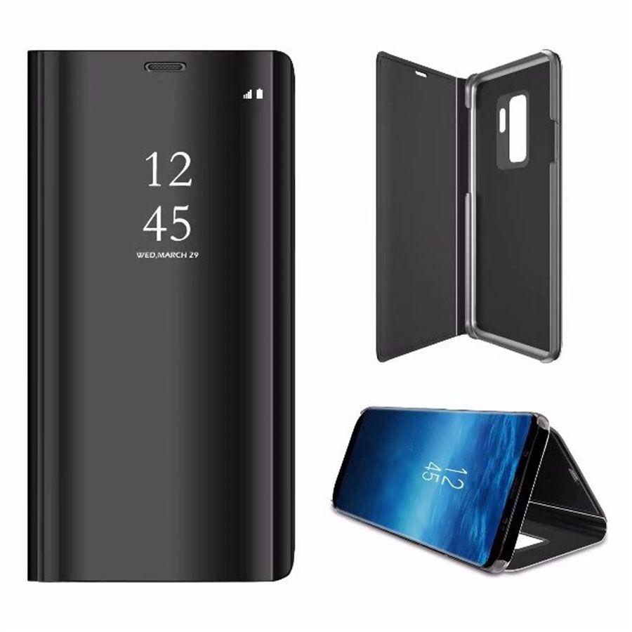 Ocube Telefon Fall Spiegel Klar Ansicht Abdeckung Fur Iphone 6 6 S 7 8 Plus X Fall Flip Fall Capa Fur Samsung S7 S8 S8 Plus S9 S9 Plus A6 Flip