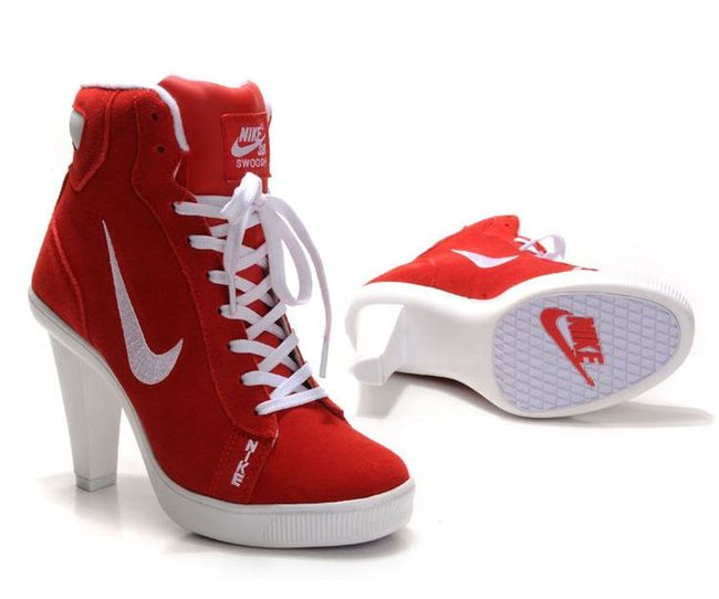 Nuevo Nike Heels High Heels Nike Zapatillas Designs   Moda 3bc844