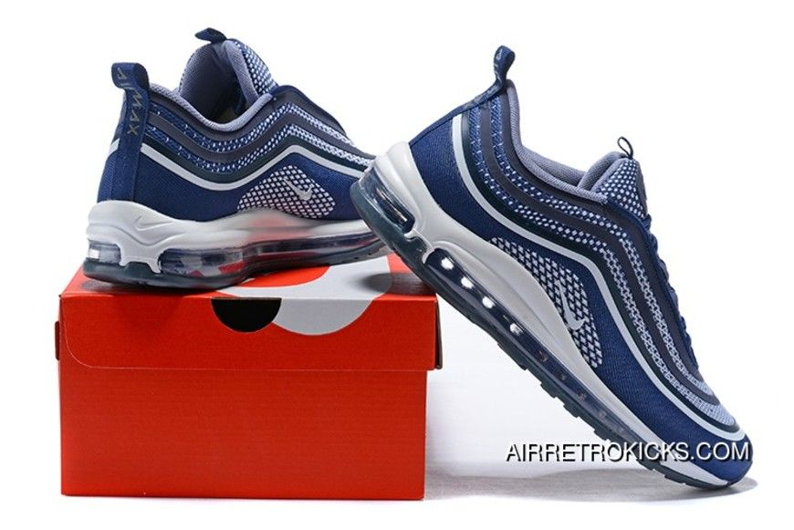 a1f63042be5975 Nike Air Max 97 Ultra 17 Midnight Navy 918356 400 New Release ...