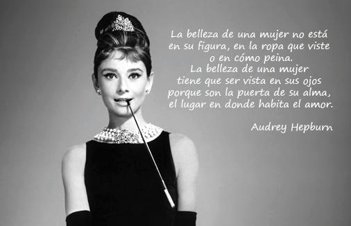 Audrey Hepburn Frases Audrey Hepburn Audrey Hepburn Y