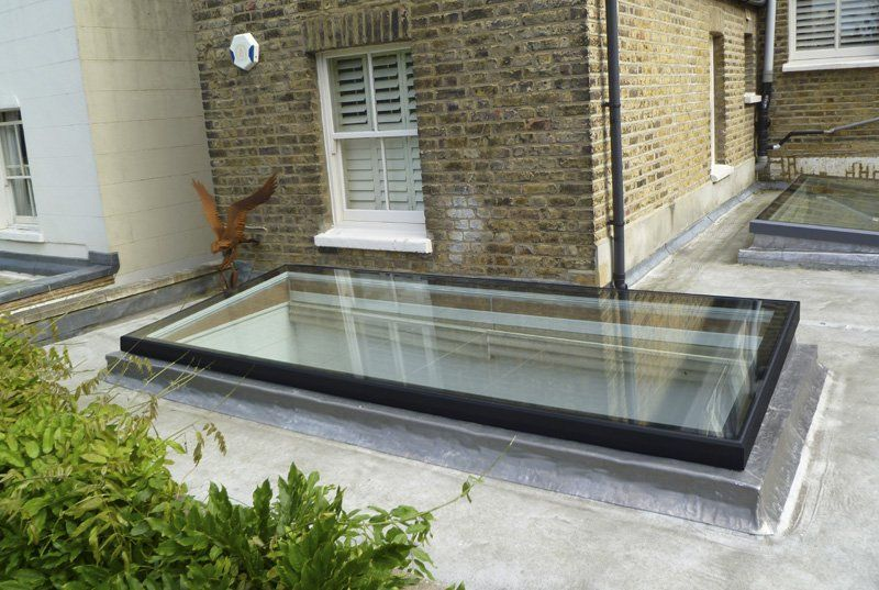 Vision Rooflights Flat Roof Lights Flat Roof Extension Roof Lantern