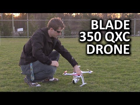 Blade 350 QX3 Quadcopter Drone from Horizon Hobby