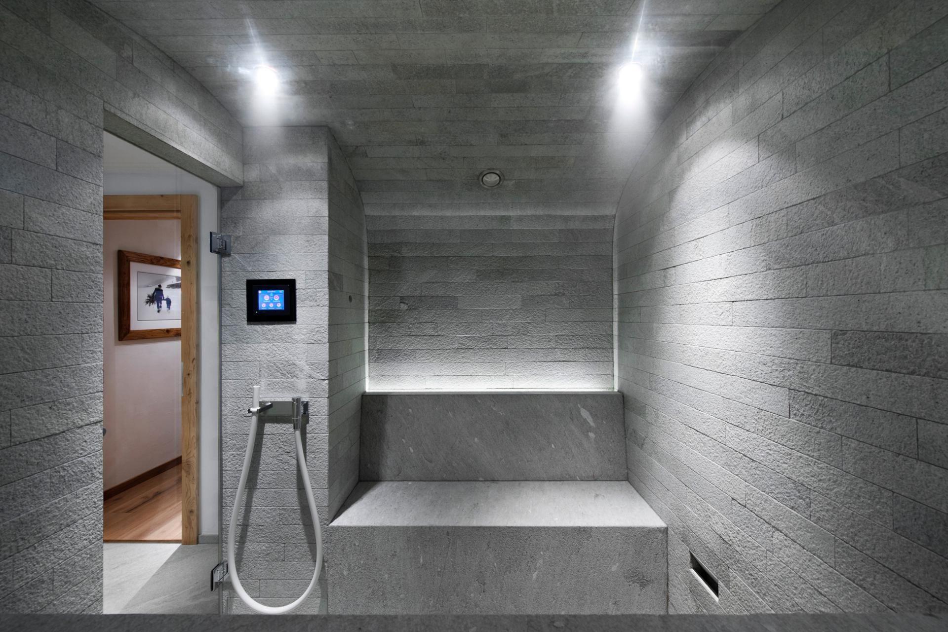 dampfbad von badarchitektur gasteiger in ausf hrung. Black Bedroom Furniture Sets. Home Design Ideas