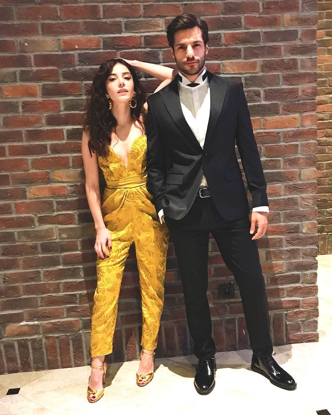 Image May Contain 2 People People Standing Turkish Fashion Fashion Celebs