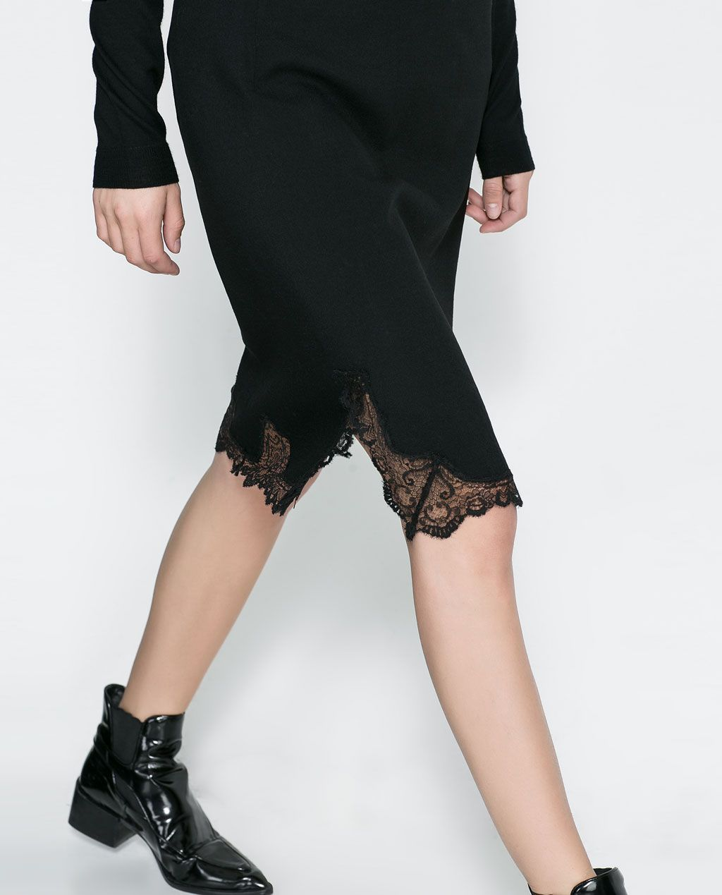 Lencera Studio Wishlist Zara Pinterest Style Falda Mujer EtqE7a aa0d5681e106