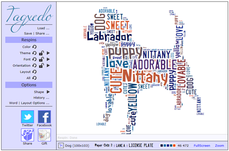 Using tagxedo and wordle word cloudsword art pinterest craft publicscrutiny Choice Image