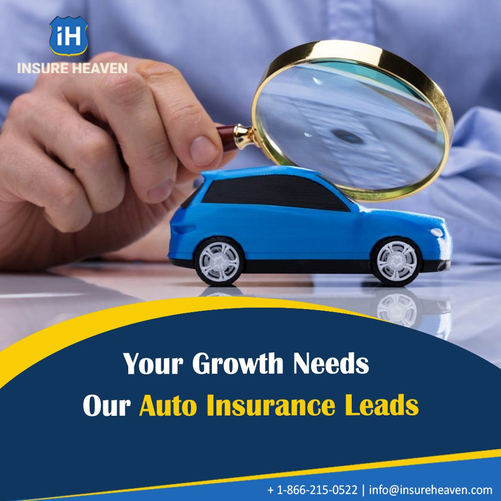 Leads From Consumers Searching Online Auto Insurance In Your Area