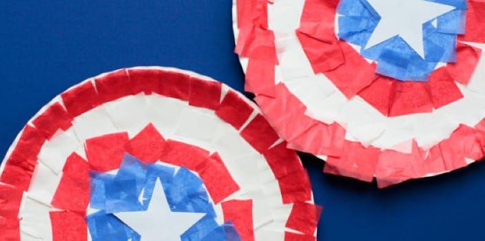 Edna App - EYFS Superhero Craft ideas #superherocrafts