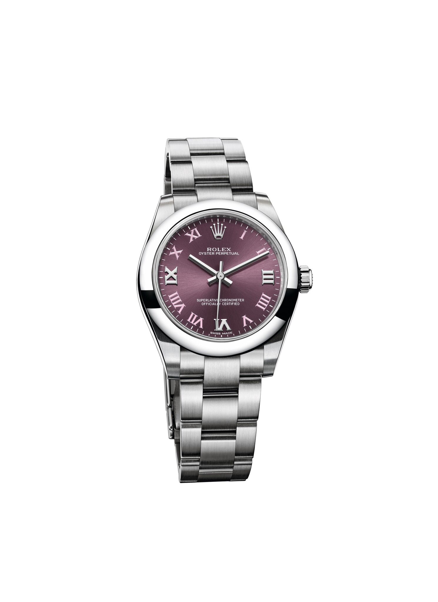 Oyster Perpetual 31mm Steel Rolex, Rolex oyster