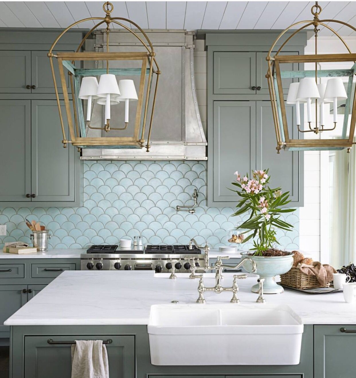 Vintage French Soul ~ | French Country Kitchen ⚜ | Pinterest ...