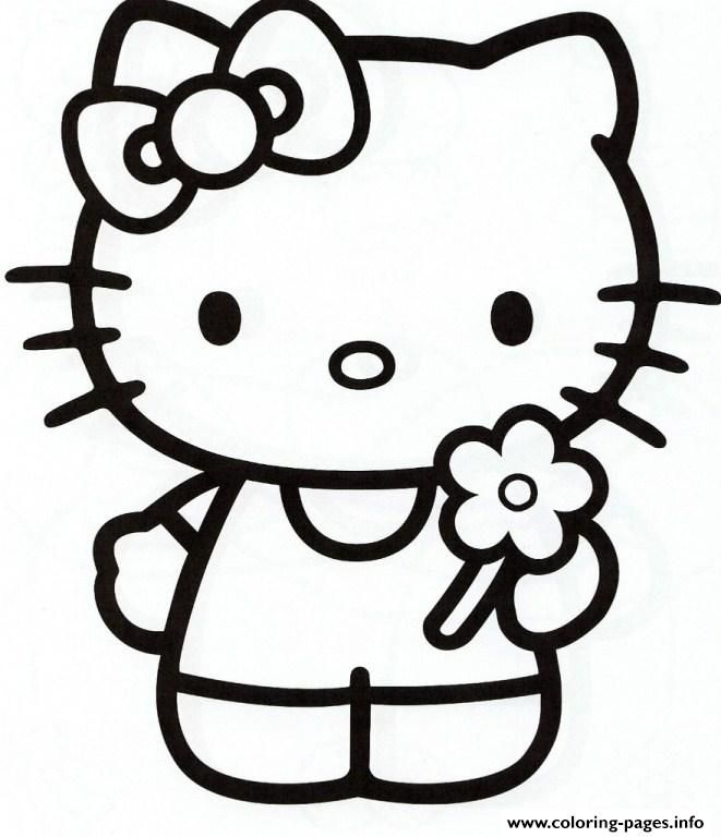 Print Girly Hello Kitty E981 Coloring Pages Kitty Coloring Hello Kitty Drawing Hello Kitty Coloring
