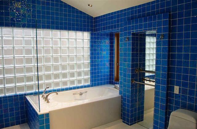 17 Best images about bathroom tile – Blue Tile Bathroom